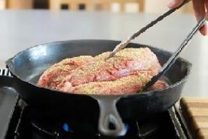 Как приготовить сочное мясо