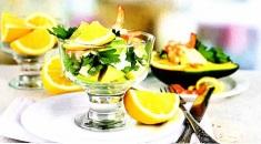 салат с креветками-1