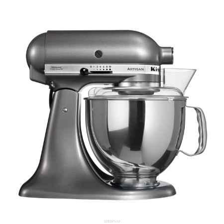 Купить KitchenAid Artisan (5KSM150PSEMS), Grey миксер планетарный