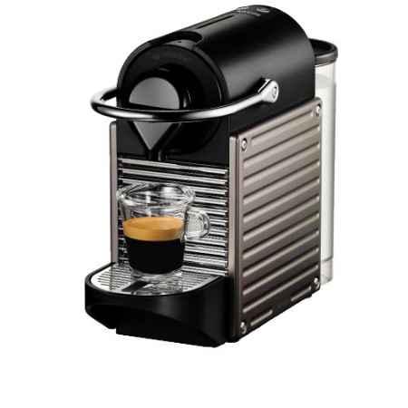 Купить Krups Nespresso XN300510 Pixie Titan