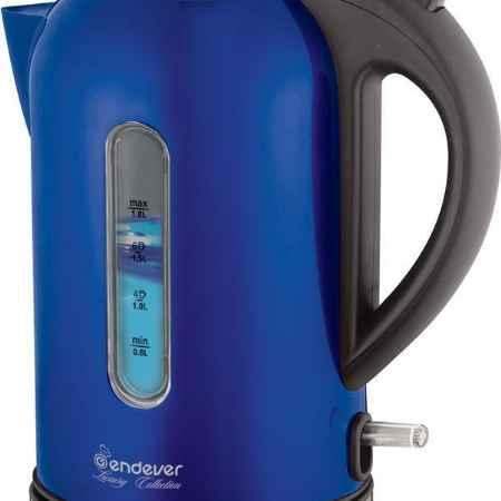 Купить Endever Skyline 219S-KR, Blue электрочайник