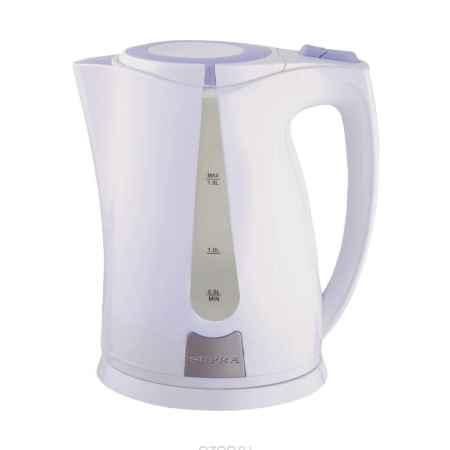 Купить Supra KES-1821, White Violet электрический чайник