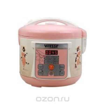 Купить Vitesse VS-584 Pink мультиварка