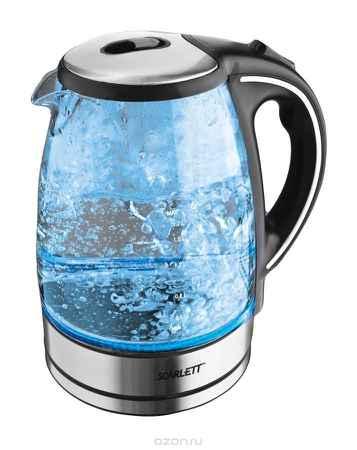 Купить Scarlett SC-1227 электрический чайник