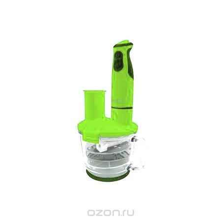 Купить Oursson HB4040, Green Apple погружной блендер