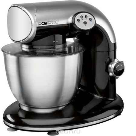 Купить Clatronic KM 3323, Grey Black кухонный комбайн