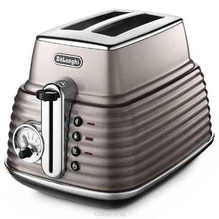 Купить Delonghi CTZ2103, Beige тостер