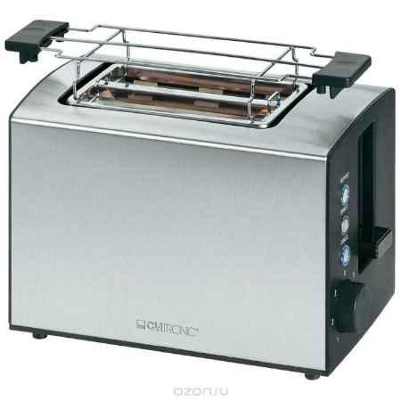 Купить Clatronic TA 3515, Black тостер