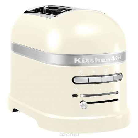 Купить KitchenAid Artisan (5KMT2204EAC), Cream тостер