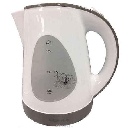 Купить Supra KES-1708, White Grey электрический чайник