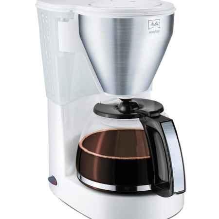 Купить Melitta Easy Top, White Stainless Steel кофеварка