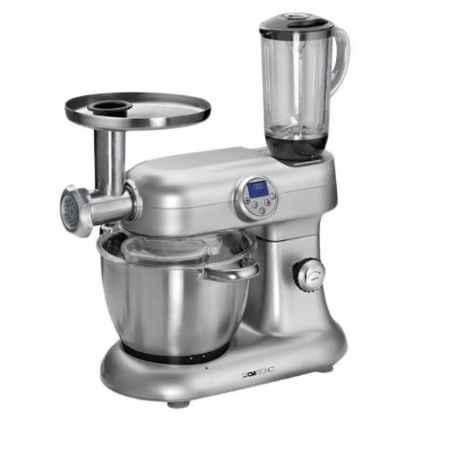 Купить Clatronic KM 3476, Silver кухонный комбайн
