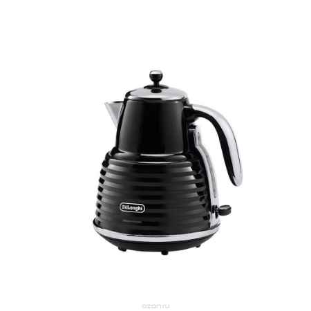 Купить Delonghi KBZ2001, Black чайник
