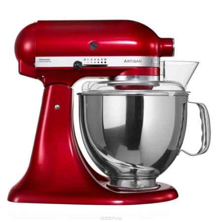 Купить KitchenAid Artisan (5KSM150PSECA), Red Caramel миксер планетарный
