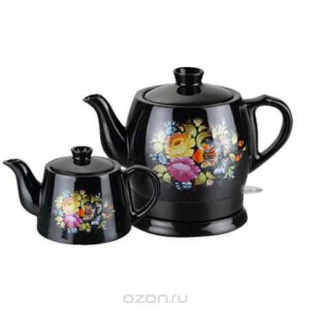Купить Marta MT-1022, Black чайник электрический (комплект из 2 чайников)