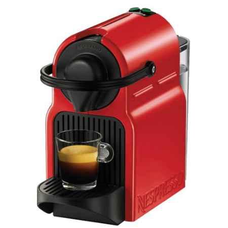 Купить Krups Nespresso XN1005 Inissia Ruby Red