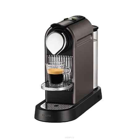 Купить Krups Nespresso CitiZ XN720T10 кофемашина