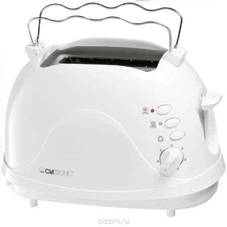 Купить Clatronic TA 3287, White тостер