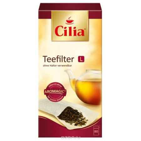 Купить Melitta Cilia фильтры для чая, 80 шт.