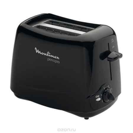 Купить Moulinex TT110232 Тprincipio, Black тостер