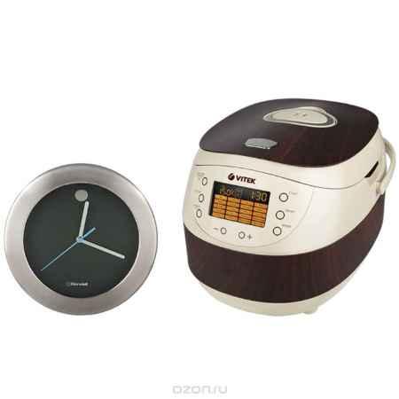Купить Vitek VT-4217 мультиварка + Rondell RDP-804 настенные часы