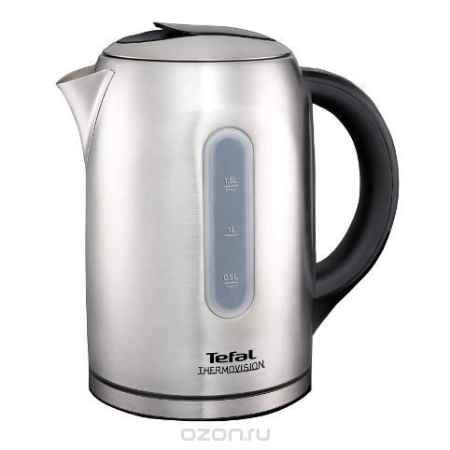 Купить Tefal KI410D30 Thermovision Inox электрический чайник