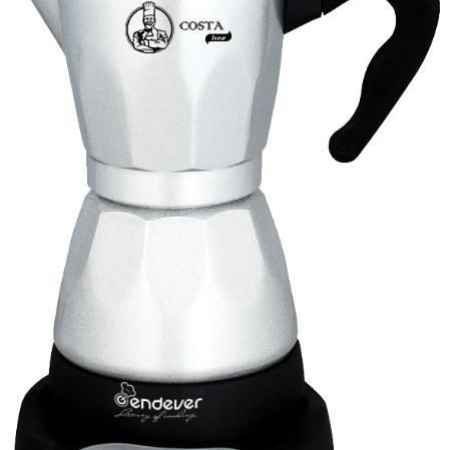Купить Endever Costa-1030 гейзерная кофеварка