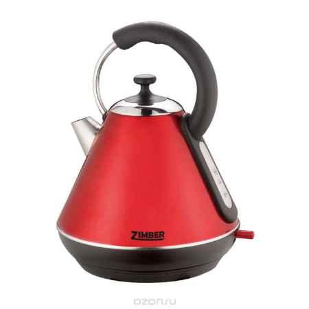 Купить Zimber ZM-10769, Red электрический чайник