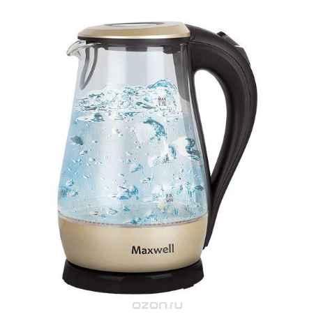 Купить Maxwell MW-1041(GD) электрочайник