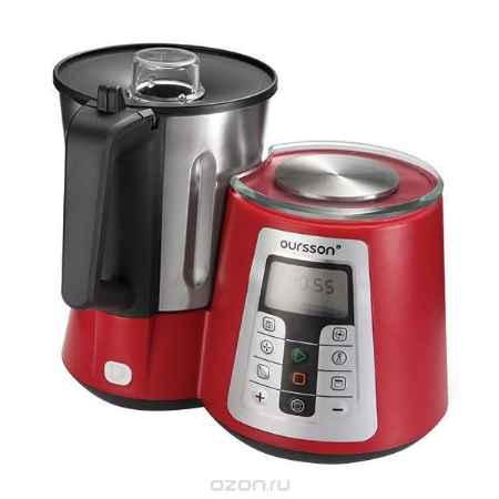 Купить Oursson KM1010HSD, Red кухонная машина