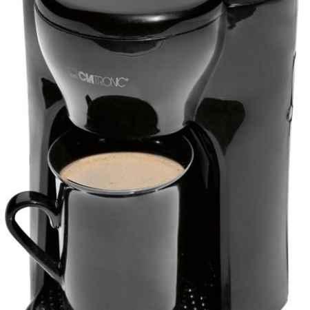 Купить Clatronic KA 3356, Black кофеварка