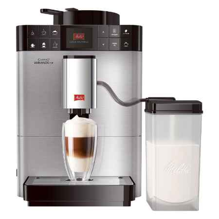 Купить Melitta Caffeo F 570-101 Varianza CSP, Silver кофемашина