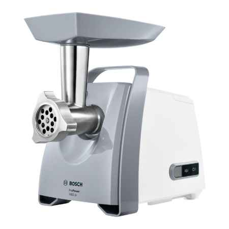 Купить Bosch MFW45020 Champion, White Silver мясорубка