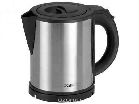 Купить Clatronic WKS 3381, Black электрический чайник