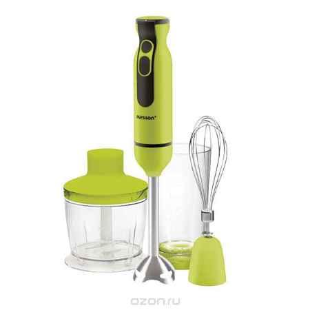 Купить Oursson HB6060/GA, Green Apple погружной блендер
