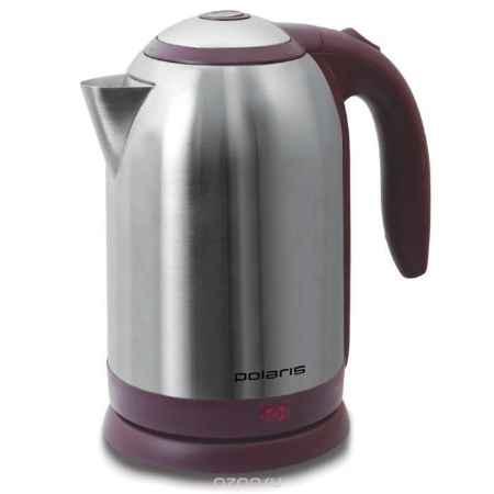 Купить Polaris PWK 1864CA, Vinous Silver электрический чайник