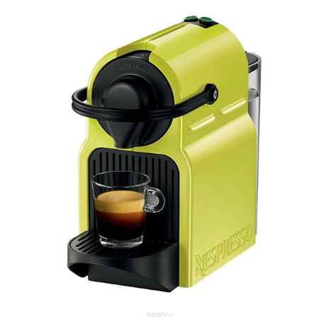 Купить Krups Nespresso Inissia XN100210, Lime кофемашина