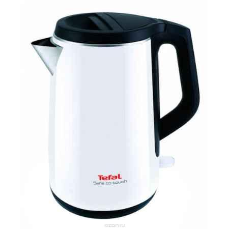Купить Tefal KO3701 Safe to Touch, White электрический чайник