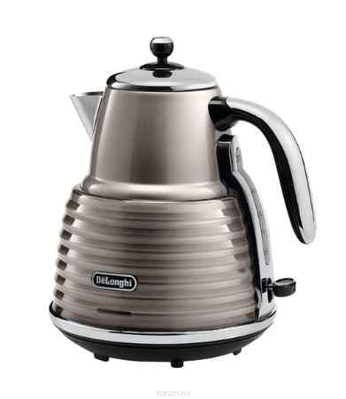 Купить Delonghi KBZ2001, Beige чайник