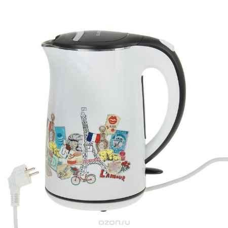Купить Polaris PWK 1742CWr Paris электрический чайник
