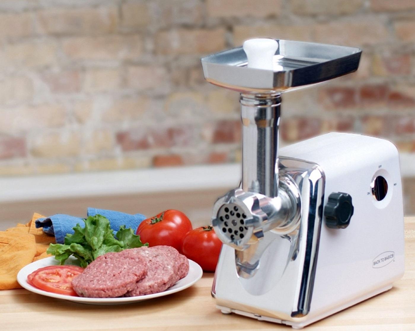 Электрическая мясорубка: как выбрать