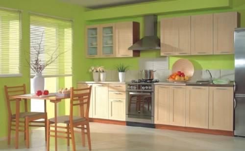 Виды кухонных обоев
