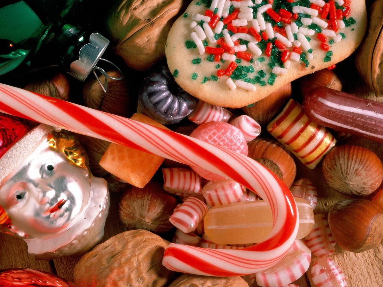 Что положить в новогодний сладкий подарок