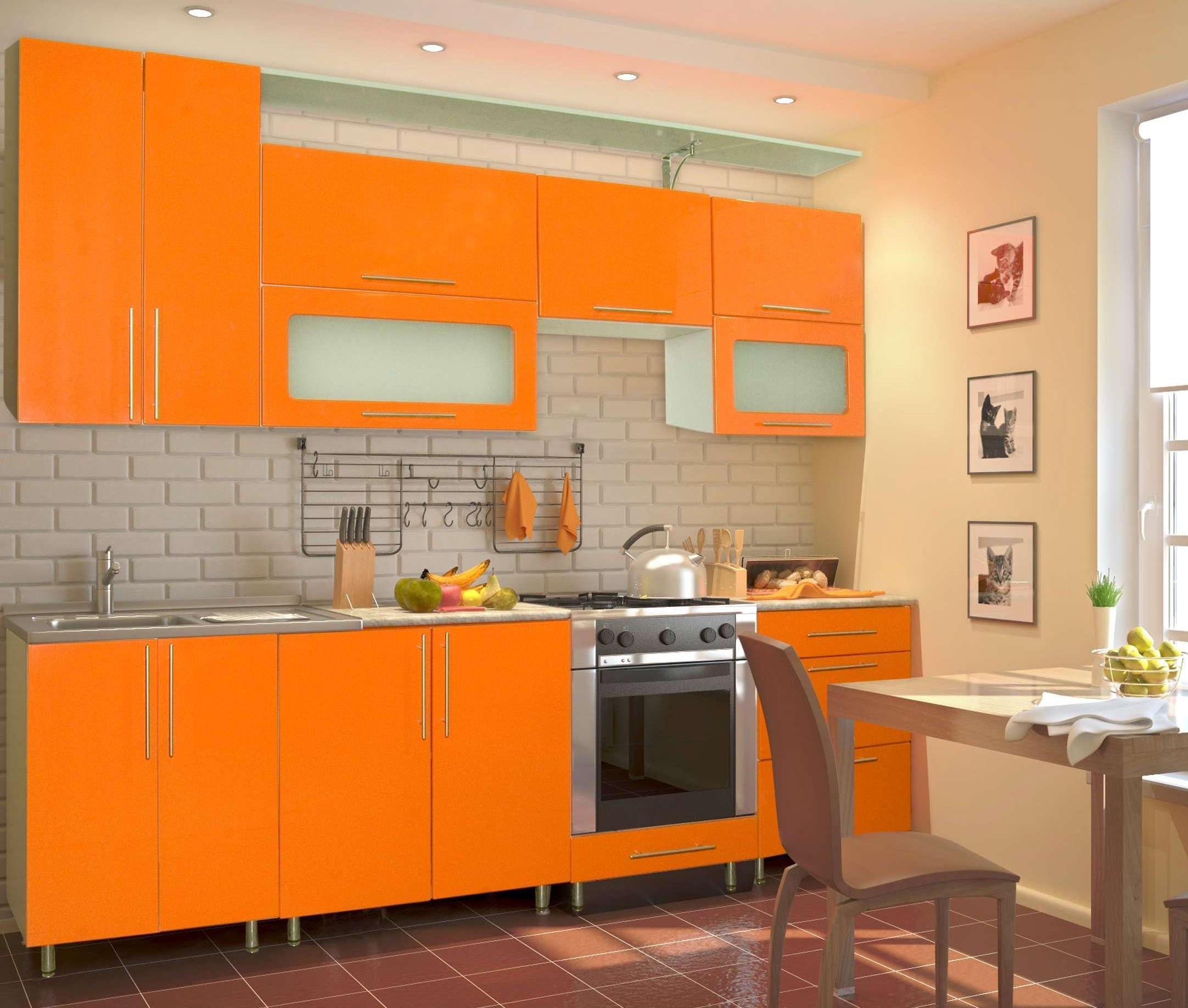 Виды корпусной мебели для кухни