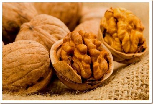 Использование грецких орехов в десертах