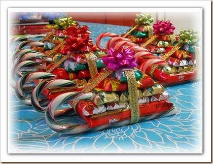 Создание сладкого подарка