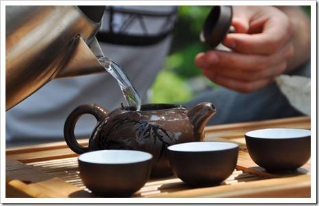 Специальная посуда для заваривания чая