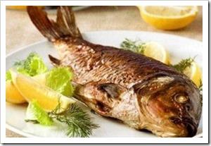 Рыба семейства сиговых