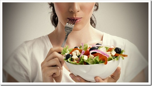 Худеем, не прекращая употреблять пищу