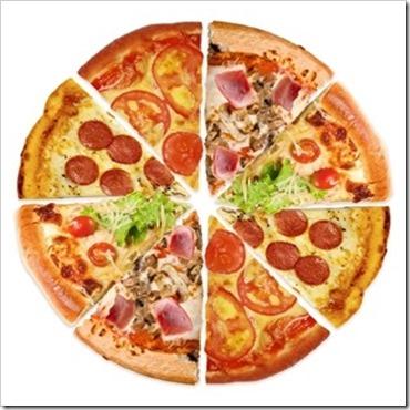 Рецепт необычной пиццы